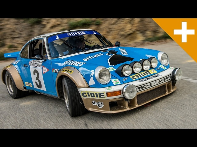 Classic Porsche 911 SC: Monte Carlo Rally Stage - Carfection +
