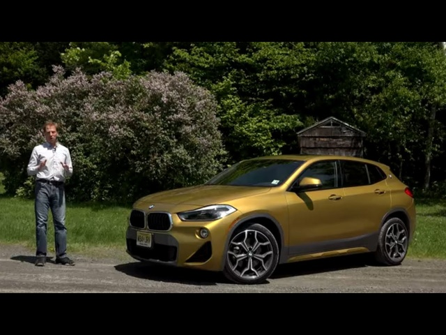 BMW X2 2018 | Full Review | with Steve Hammes | TestDriveNow