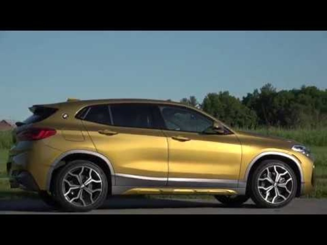 2018 BMW X2 | Full Review | with Steve Hammes