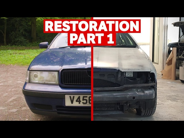 Restoring A High Mileage Car To Its Former Glory: Part 1/2