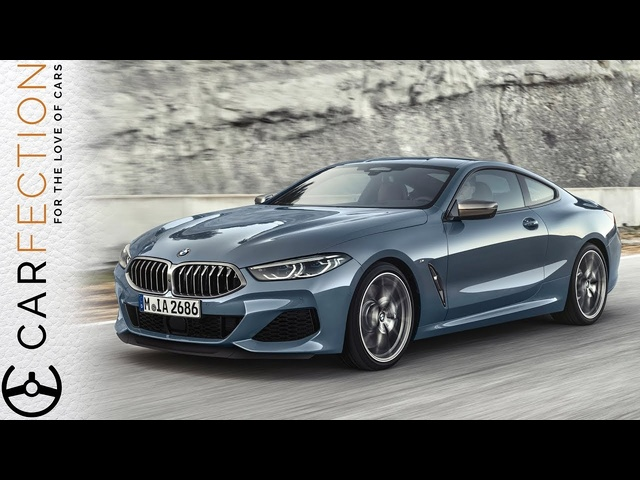 FIRST LOOK BMW M850i: The 8 Series Is Back - Carfection