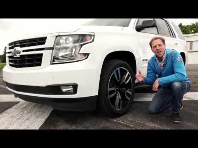 2018 Chevrolet Tahoe RST | Full Review | with Steve Hammes
