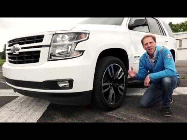 <em>Chevrolet</em> Tahoe RST 2018 | Full Review | with Steve Hammes | TestDriveNow