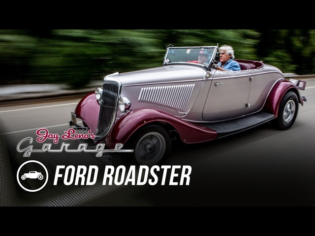 1934 <em>Ford</em> Roadster - Jay Leno's Garage