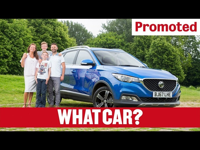 Promoted: Our MG ZS weekend | What Car?
