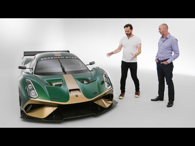 The Engineering Behind The 700HP Brabham BT62 - Carfection (4K)