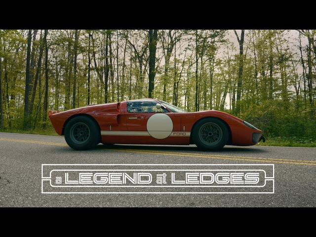 1966 Ford GT40 Continuation: Building A Legend, The Right Way