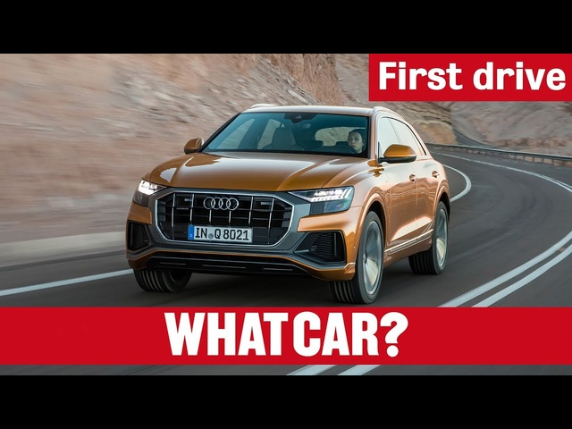 <em>Audi</em> Q8 review 2019 | What Car? first drive
