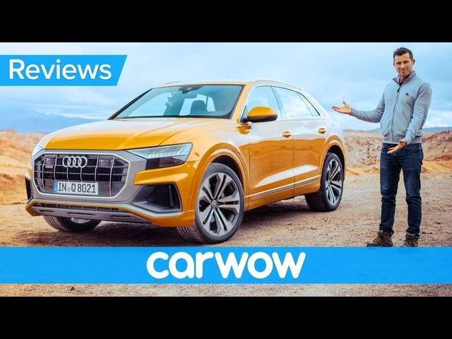 New <em>Audi</em> Q8 2019 REVIEW - see why it's better than a BMW X6