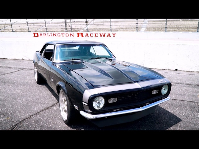 "Edelbrock Presents ""68 Camaro Install"" with Car Fix – Vol. 2"
