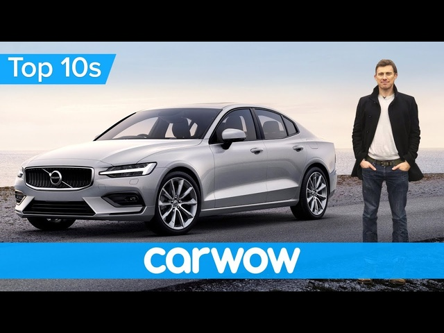 New <em>Volvo</em> S60 2019 - see why it makes the Germans seem boring | Top10s