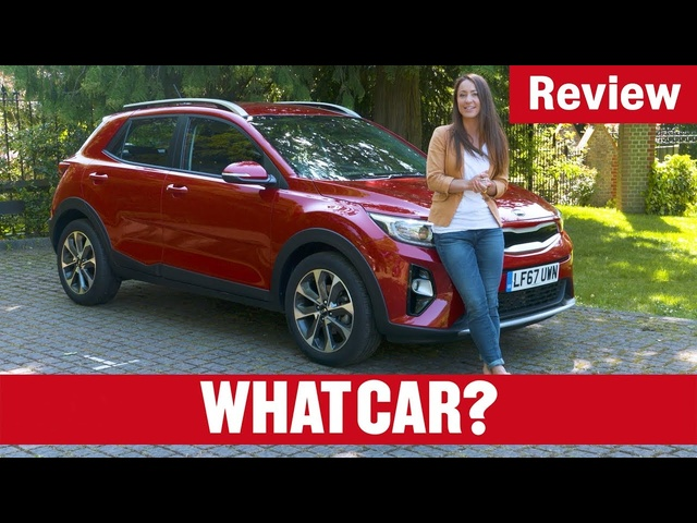 2018 <em>Kia</em> Stonic Review | A new small SUV champion? | What Car?