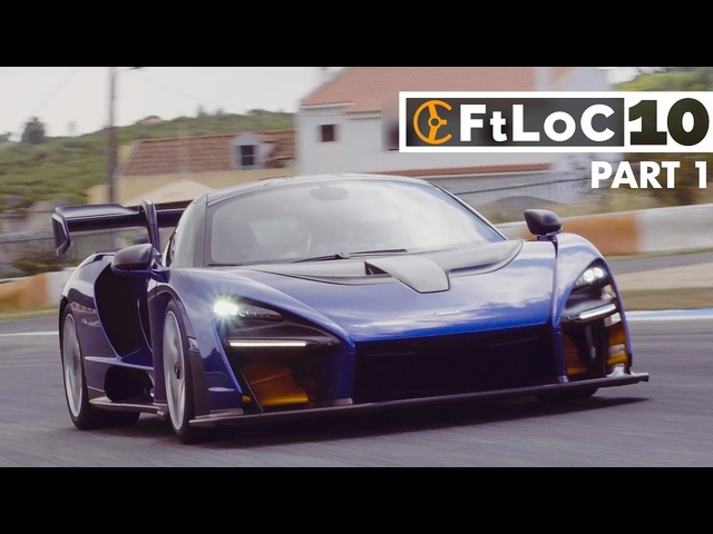 McLaren Senna Predictions And More: FtLoC - Carfection