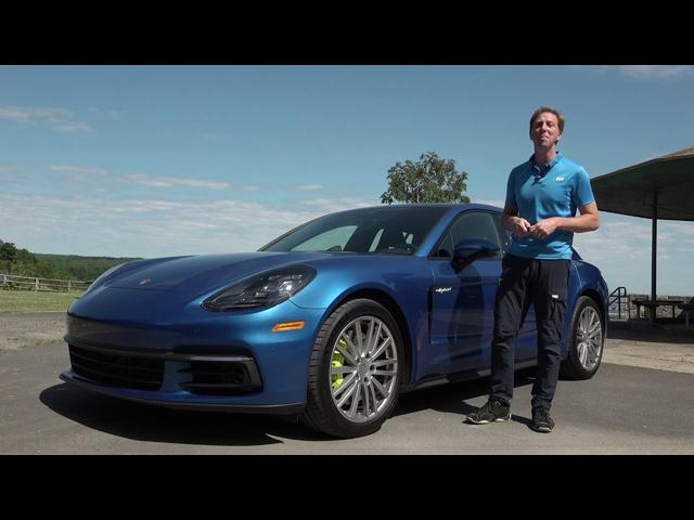 <em>Porsche</em> Panamera 4 E-Hybrid Sport Turismo 2018 | Full Review | with Steve Hammes | TestDriveNow