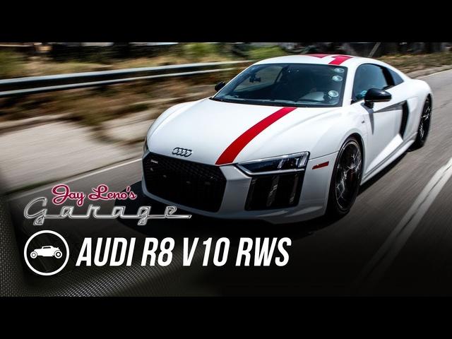 2018 Audi R8 V10 RWS -Jay Leno's Garage
