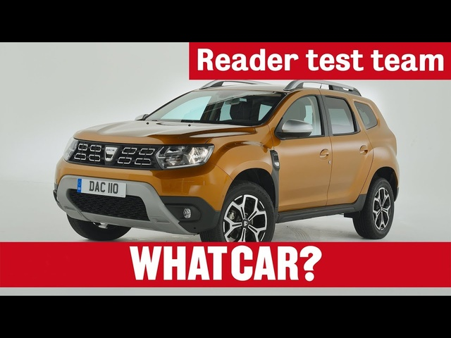 2018 Dacia Duster SUV | Reader test team | What Car?