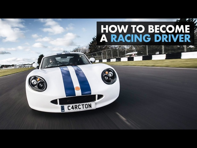 How To Become A Racing Driver: Episode 1 - Carfection