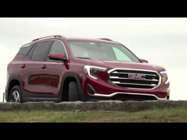 2018 GMC Terrain Diesel | Full Review | with Steve Hammes