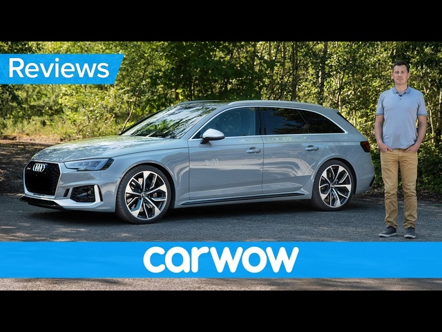 <em>Audi</em> RS4 2019 review - see how fast it can really hit 60mph!