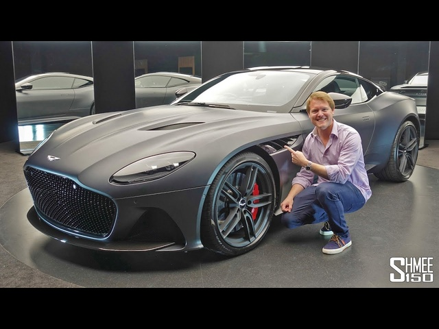 The New Aston Martin DBS Superleggera is NOT My New Car! | FIRST LOOK