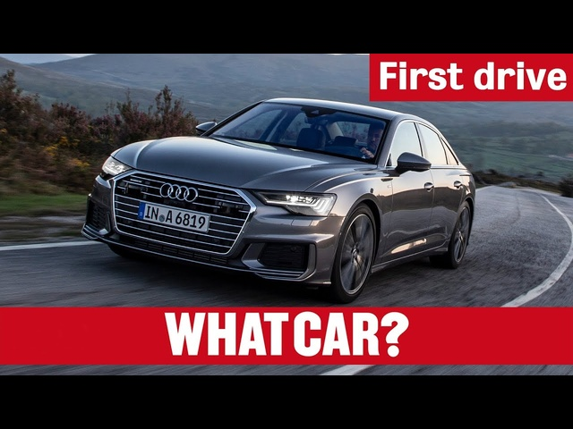 2018 <em>Audi</em> A6 review | What Car? first drive