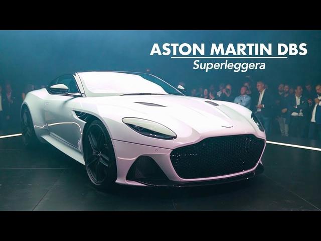 Aston Martin DBS Superleggera: FIRST LOOK - Carfection
