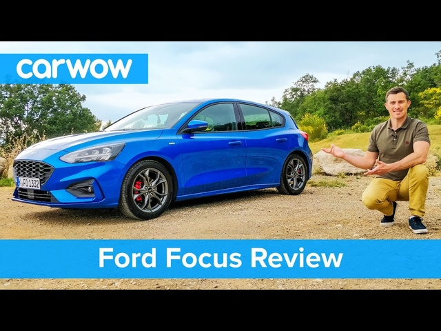 <em>Ford</em> Focus 2019 REVIEW - see why it could be the Car of the Year!