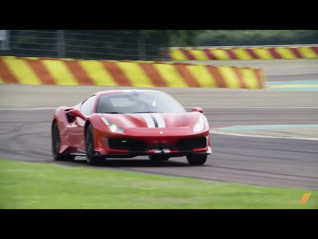 2019 <em>Ferrari</em> 488 Pista First Drive in Italy -- 710 hp -- TEST/DRIVE
