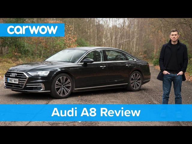 <em>Audi</em> A8 2019 in-depth review | Mat Watson Reviews