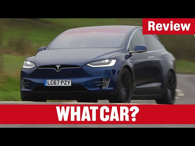 2019 <em>Tesla</em> Model X electric SUV - ultimate in-depth 4K review of every feature | What Car?