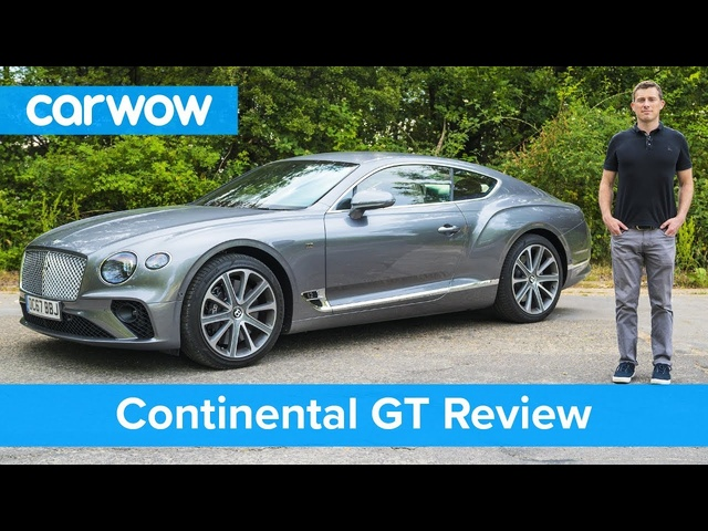 <em>Bentley</em> Continental GT 2019 in-depth review | carwow Reviews