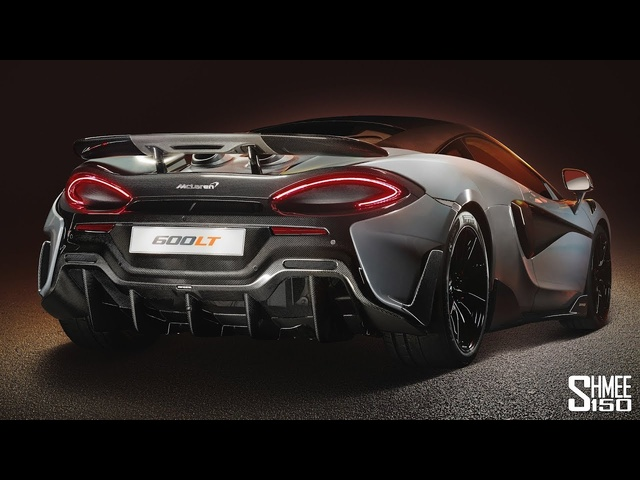 Is a <em>McLaren</em> 600LT in My Garage's Future? | FIRST LOOK