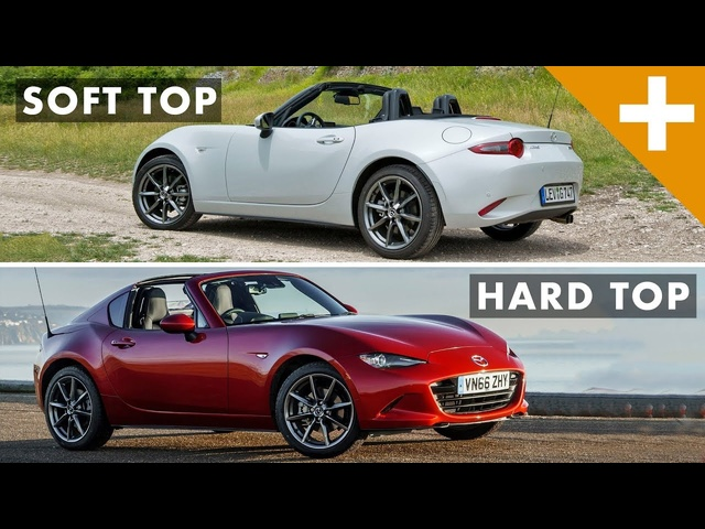 <em>Mazda</em> MX-5 RF vs <em>Mazda</em> MX-5 (Miata) - Carfection +