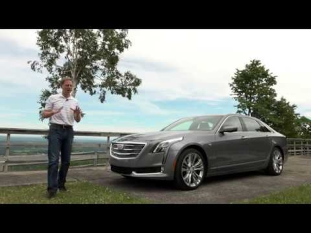 2018 Cadillac CT6 | Super Cruise to the Rescue | Steve Hammes