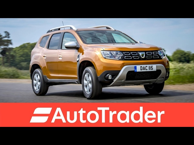2018 Dacia Duster first drive review