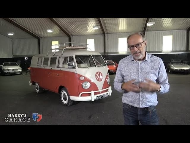 VW camper van split screen review and buying guide.