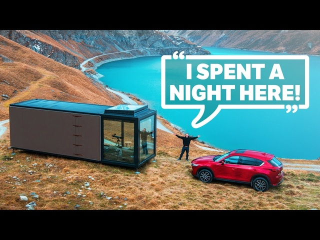 Road Tripping A<em>Mazda</em> CX-5 On The Ultimate Adventure [4K]
