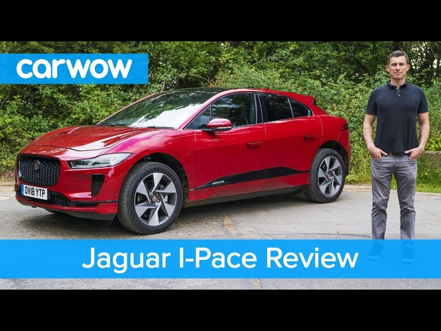 <em>Jaguar</em> I-Pace SUV 2019 in-depth review | Mat Watson Reviews