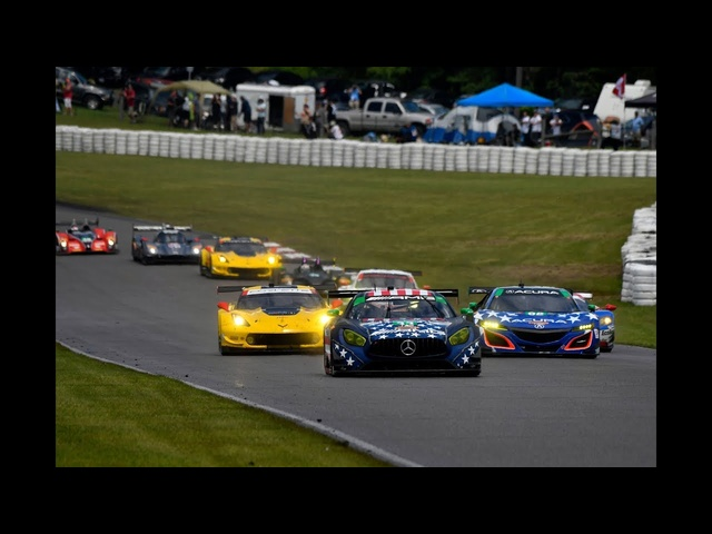2018 Mobil 1 SportsCar Grand Prix: IMSA Crosses the Border