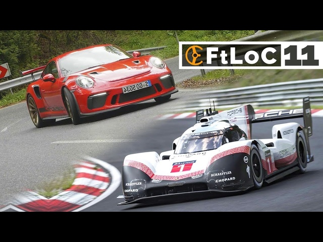 <em>Porsche</em> 919 & 911 GT3 Are Blowing Our Minds: FtLoC 11 - Carfection