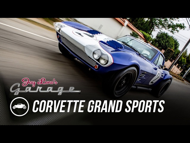 Superformance Corvette Grand Sports - Jay Leno's Garage