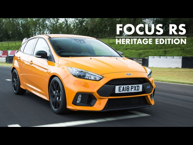 <em>Ford</em> Focus RS Heritage Edition: Rapid Review - Carfection