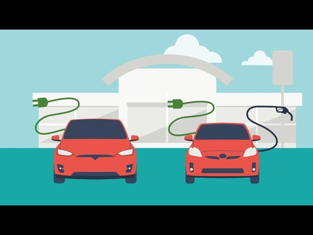 An introduction to electric and hybrid cars