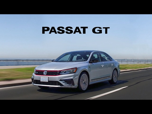 2018 VW Passat GT Review - Not Quite A GTI