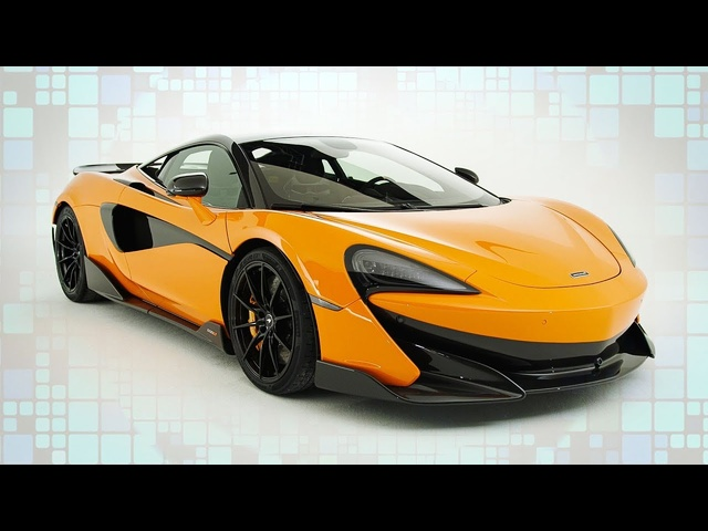 McLaren 600LT: FIRST LOOK - Carfection