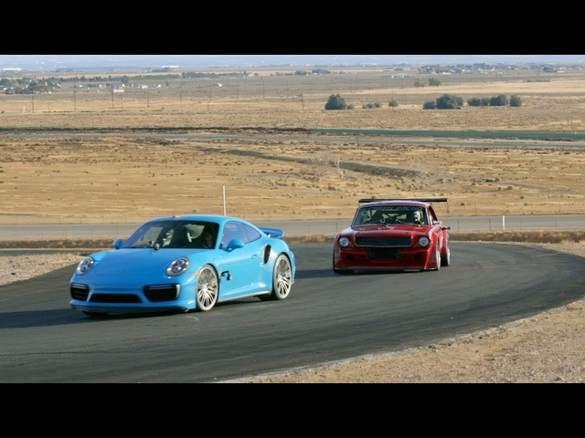 Mustang vs <em>Porsche</em> On the Track — Put Up Or Shut Up Preview Ep. 7