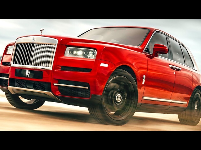 Rolls Royce Cullinan Review | How It Works New Rolls-Royce SUV 2018 Video Off Road CARJAM TV
