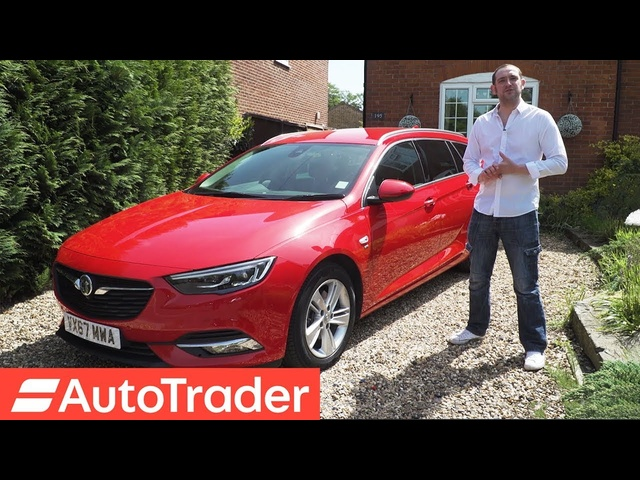 Living with a... Vauxhall Insignia Sports Tourer