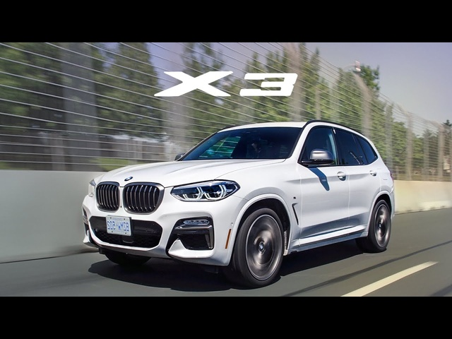2018 BMW X3 M40i Review - Fast and Futuristic