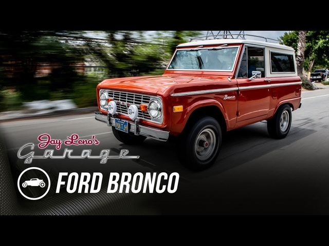 1977 <em>Ford</em> Bronco - Jay Leno's Garage